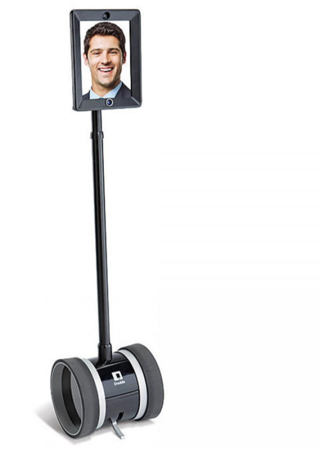 Robot Teleprencia para congresos