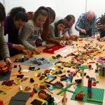 Team building Legots robotizados