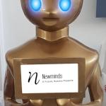 Robot Tokyo business Madrid