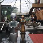 Robot Tokyo Madrid