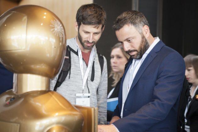 Robot Tokyo para Eventos