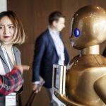 Robots para negocios Tokyo perfil