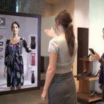 Espejos inteligentes Retail
