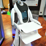 Robot Camarero -Newminds