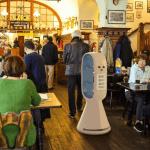 Robots para Negocios y Eventos Restaurante