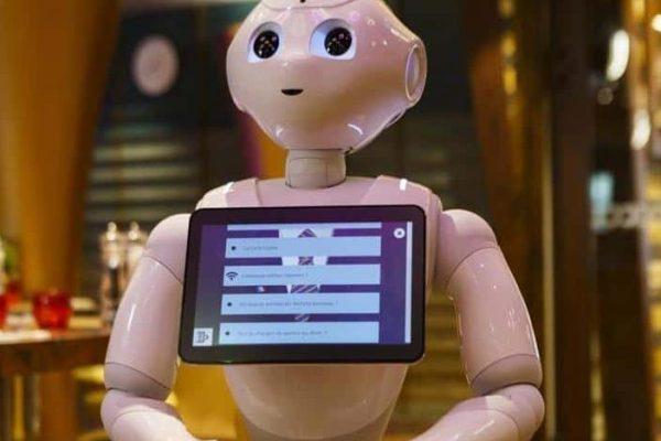 Robots para Negocios y Eventos con Pepper