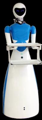 Alquiler Robots camarero con bandeja doble