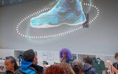 holograma eventos madrid